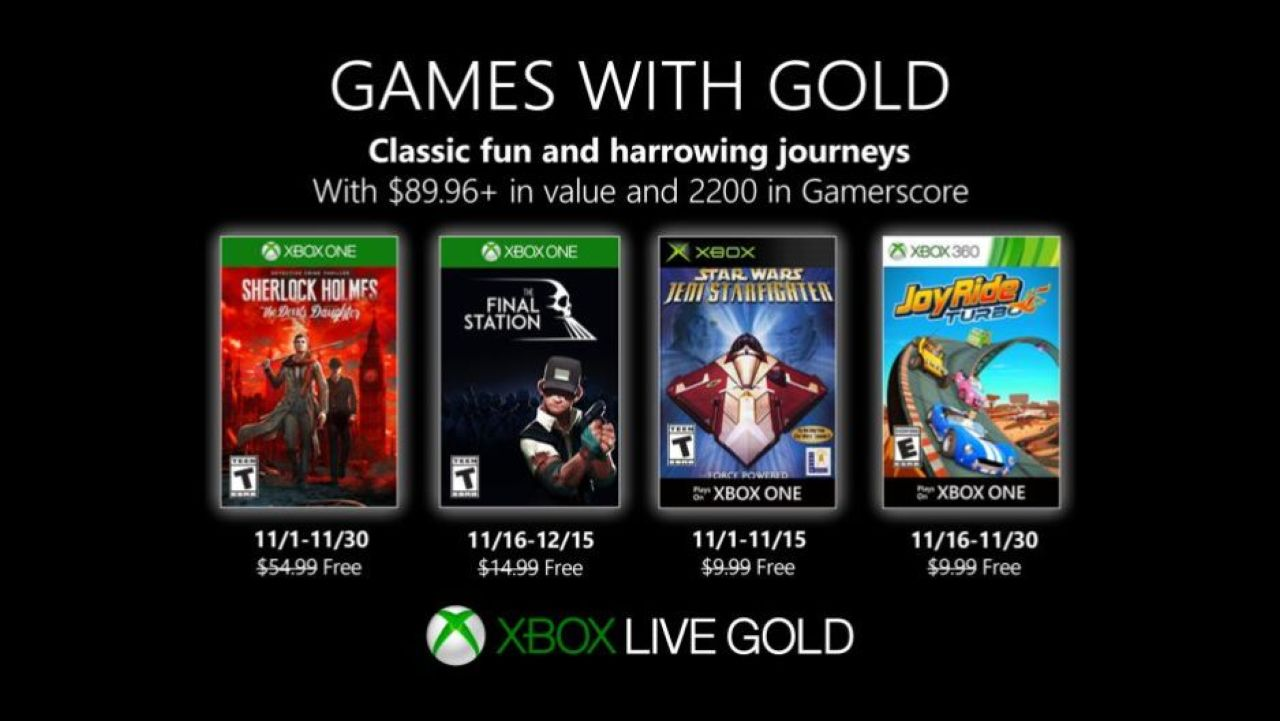 games-with-gold-novembre-2019