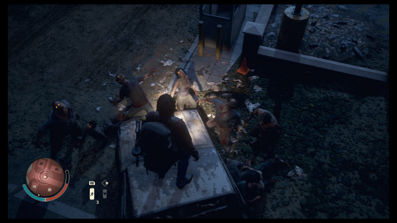 State of Decay 2 Zombie