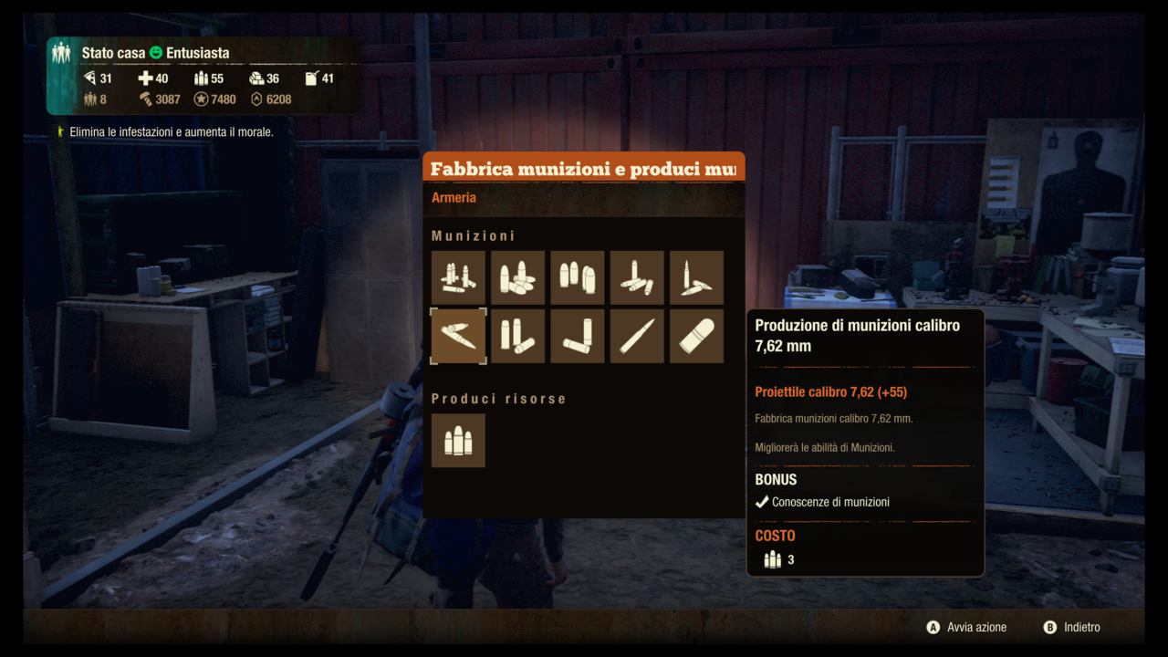 State of Decay 2 Risorse