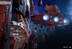Star Wars: Squadrons - Ammiraglie e relativi punti vita