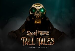 sea of thieves shores of gold in 6 minuti